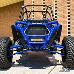 S3 Polaris RZR XP Turbo S Front Bumper