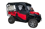 Seizmik Framed 1/2 Upper Door Kit – Honda Pioneer 1000 / 1000-5