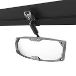 Seizmik Halo-R Rearview Mirror with ABS Bezel – Polaris Pro-Fit Ranger Header Panel