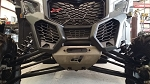 CT Race Worx Maverick X3 Stealth Winch Bulkhead