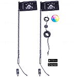 5150 187 LED Whip - (Pair)