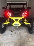 Vigilante Customz Can Am X3 Halos