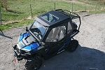 Ryfab Polaris RZR Sun Roof