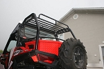 Ryfab Polaris RZR Steel Cargo Racks