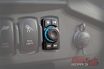 SSV Works Universal Bluetooth Rocker Switch Audio System with 200-Watt Amplifier