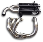 Empire Industries Yamaha YXZ Full Exhaust & ECM Reflash Package