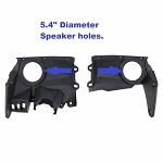 EMP Can-Am X3 In-Dash Speaker Enclosures