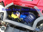 EMP Honda Talon Underhood Storage Box