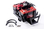 Genesis Offroad Wrangler JK Dual Battery Kit with 200 Amp Isolator 2007-Present