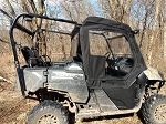SXS Enclosures Honda Pioneer 700 Full Cab Enclosure