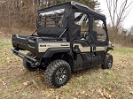 SXS Enclosures Kawasaki Mule Pro Fxt Rear Window Only