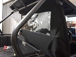 SXS Enclosures Kawasaki Teryx 2 Utv Full Cab Enclosure Rear Window Only