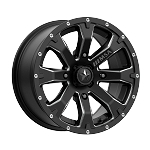 MSA M42 Bounty Wheels