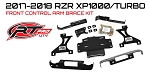 RT Pro RZR XP1000 Front Control Arm Brace Kits