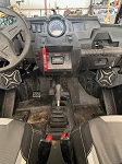 Ice Crusher for Polaris 2015+ RZR 900 and 900-4 (Under Dash)