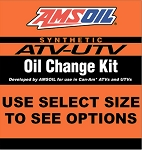 Amsoil Can Am Oil Change Kit