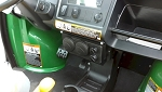 Ice Crusher for John Deere 625i (Below Dash Heater)