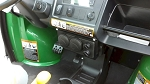 Ice Crusher for John Deere 620 (Below Dash)