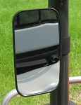 Seizmik UTV Universal Side/Rearview Mirror – 1.5