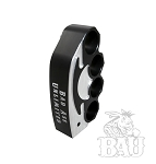 BAU Shifter Handle - Brass Knuckles Design