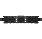 Boss Audio Systems Reflex Overhead Bluetooth Soundbars With LED Dome Light (40 and 46