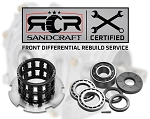 Bulletproof Rebuild Of Your Front Differential With Sandcraft Parts – 2017-2020 RZR XP 1000 / 2017-2020 RZR XP Turbo