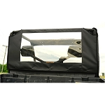 Over Armour Can-Am Defender Soft Door Rear Window Combo