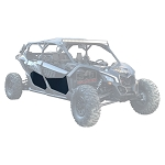 50 Caliber Racing Can-am X3 MAX Lower Door Skin Inserts - 4 Seater Models