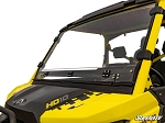 Super ATV Can-Am Defender Vented Full Windshield