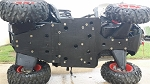 Trail Armor Polaris Sportsman ACE 325, 500, 570, 570 SP, 900 and 900 XC Full Skids