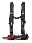 DragonFire H-Style 4-Point 2 Inch Harness (Sewn In)