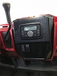 EMP Polaris Ranger In-Dash Stereo Panel
