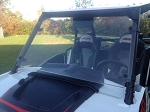 EMP 2015+ RZR900 / 1000 Hard Coat Full DOT Windshield