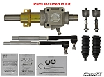 RZR S 900/ S 1000 RackBoss Heavy Duty Rack and Pinion
