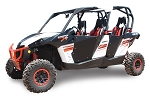 Dragonfire Pursuit UTV Doors for Maverick/Commander MAX Models