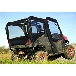 Falcon Ridge Honda Pioneer 700-4 Front and Rear Soft Door Kit with Middle and Rear Window