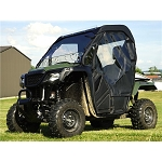 Over Armour Honda Pioneer 500 Full Cab Fits Hard Windshield