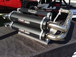 Trinity Racing XP Turbo Full Dual Exhaust