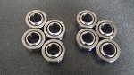 CT Race Worx Replacement Shock Bearings - 2013 Models