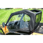 Over Armour Polaris General 1000 Soft Door and Rear Window Kit