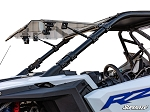 Super ATV Polaris RZR PRO XP Scratch Resistant Flip Windshield