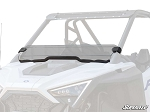 Super ATV Polaris RZR PRO XP Half Windshield
