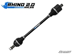 Super ATV Polaris RZR PRO XP Heavy-Duty Axles—Rhino 2.0