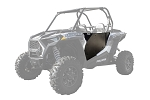 Dragonfire Full Door Kit - RZR 900/1000/Turbo