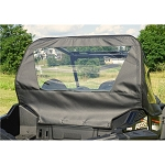 Over Armour RZR 900S Vinyl Rear Window