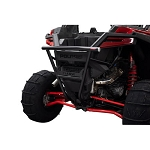 Tusk RZR XP Pro Impact Rear Bumper Black