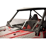 Tusk Talon Removable Half Windshield Clear