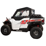 Tusk Soft Upper Framed Doors for Polaris General