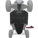 Factory UTV Can-Am Maverick X3 Three Eighths Inch UHMW Skid Plate (X3 and X3 XDS)