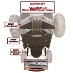 Factory UTV RZR XP 1000 Ultimate Half Inch UHMW Package